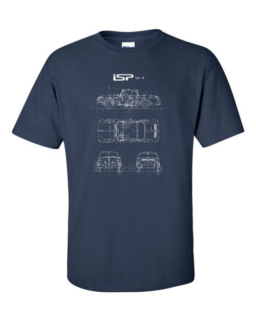 T34 Blueprint Shirt