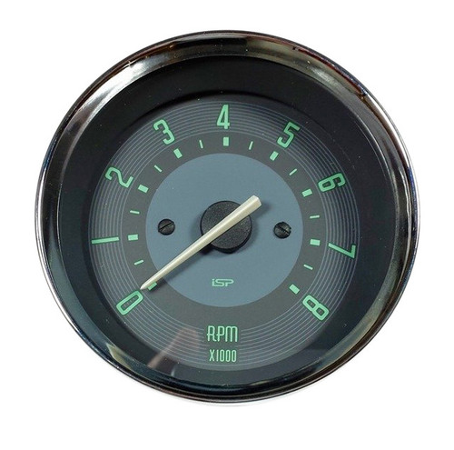 ISP 8000RPM TACHOMETER 80MM