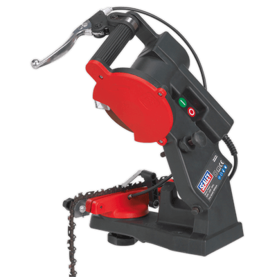 Image result for electric chainsaw sharpeners 400X400