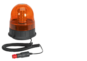Rotating Amber Beacons