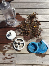 Swimming pool inline leaf canisters - the underrated pool cleaning accessory