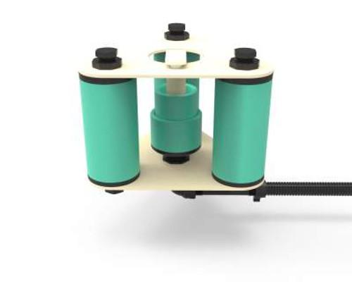 4KPP Floating Oil Skimmer, made from polypropylene