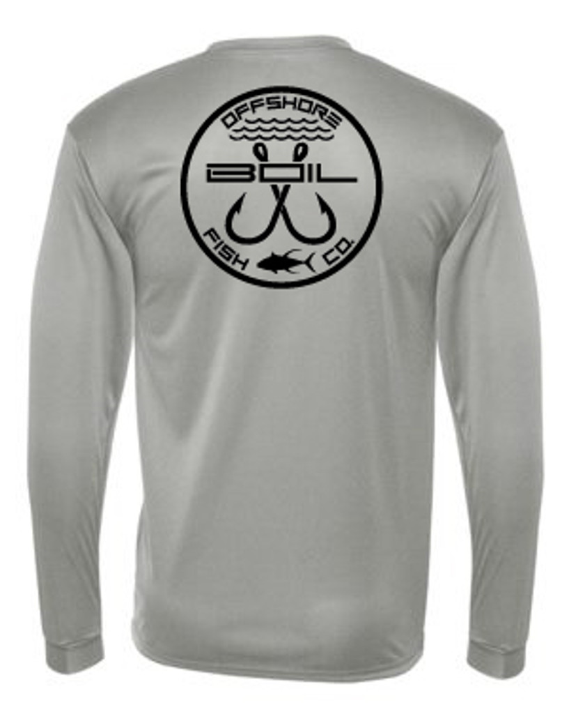 Performance Classic Double Hookup Long Sleeve (Grey)