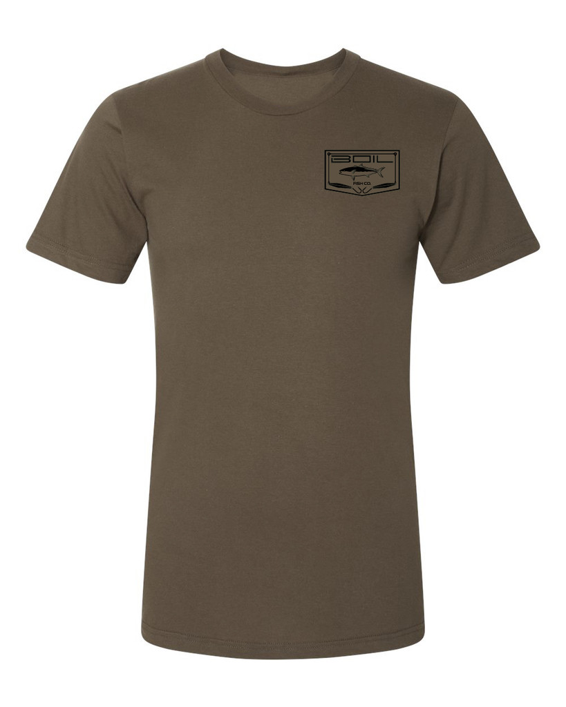 On The Iron (Military Green)