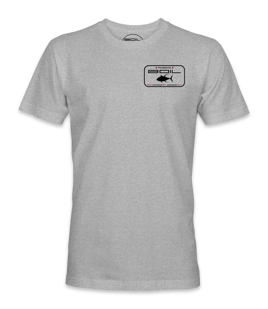 """OG"" TradeMark (Heather Grey)"