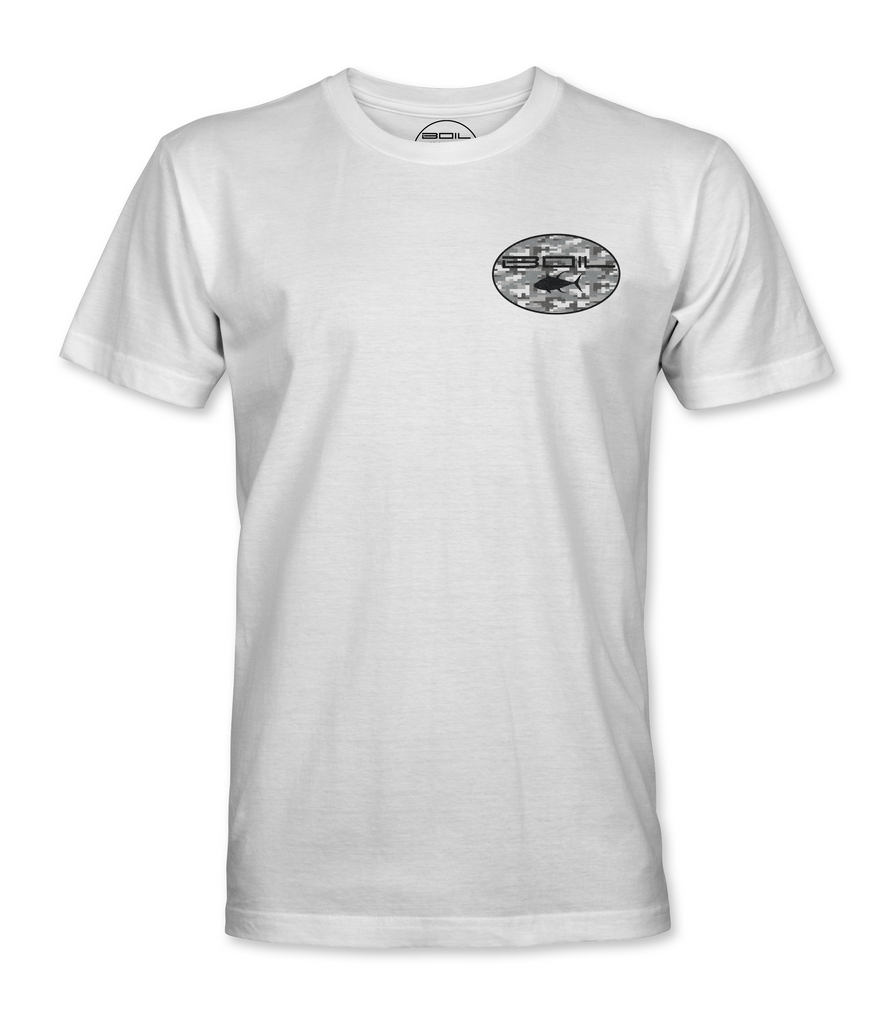 On The Hunt Tee (White)