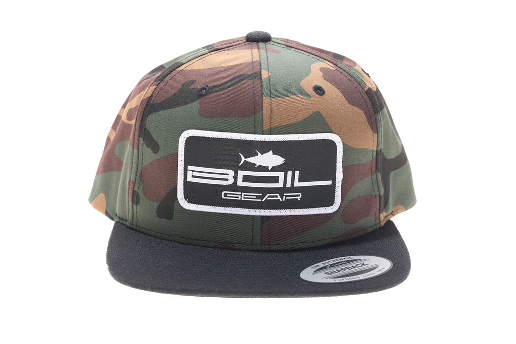 BOIL Gear OG Camo Front View.