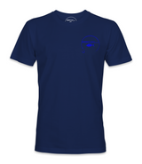 Ahi Hook Up Classic 2.0 Tee (Navy)