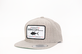 TradeMark Snapback (Heather Grey)