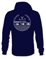 SoCal Classic  Hoodie (Navy)