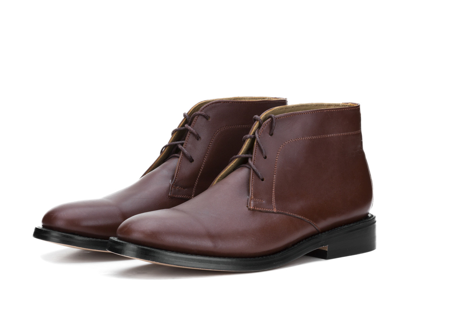 11 HARLOW BRANDY CHUKKA BOOT