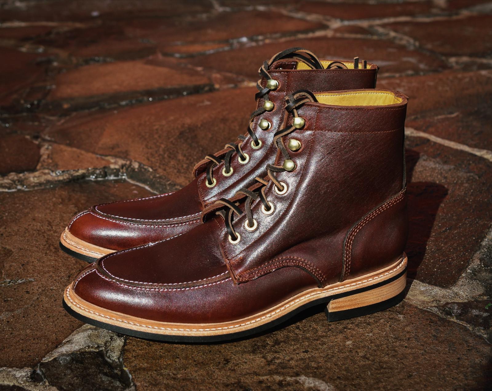 HORWEEN BOUNDARY FOOTWEAR