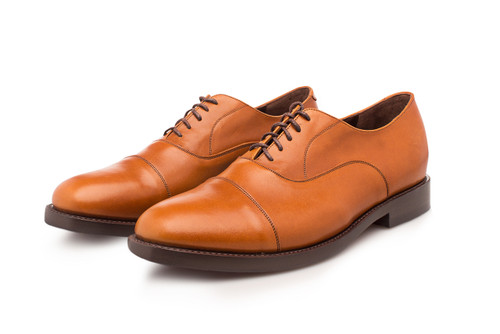 WHISKY BOX CALF BONUCCI OXFORD