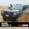 Prado 150 Series 09-10/2013 Rockarmor Premium Bullbar