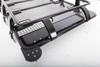 Premium Touring Roof Rack - Full Length / Full Cage - Gutter Mount Vehicles