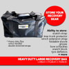 large recovery bag storage heavy duty