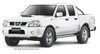 3 Piece Nissan Navara D22 Front Bash Plate - Under Body Protection