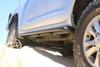 Rockarmor Toyota 200 Series Landcruiser Heavy duty Rockslider Steel Side Steps