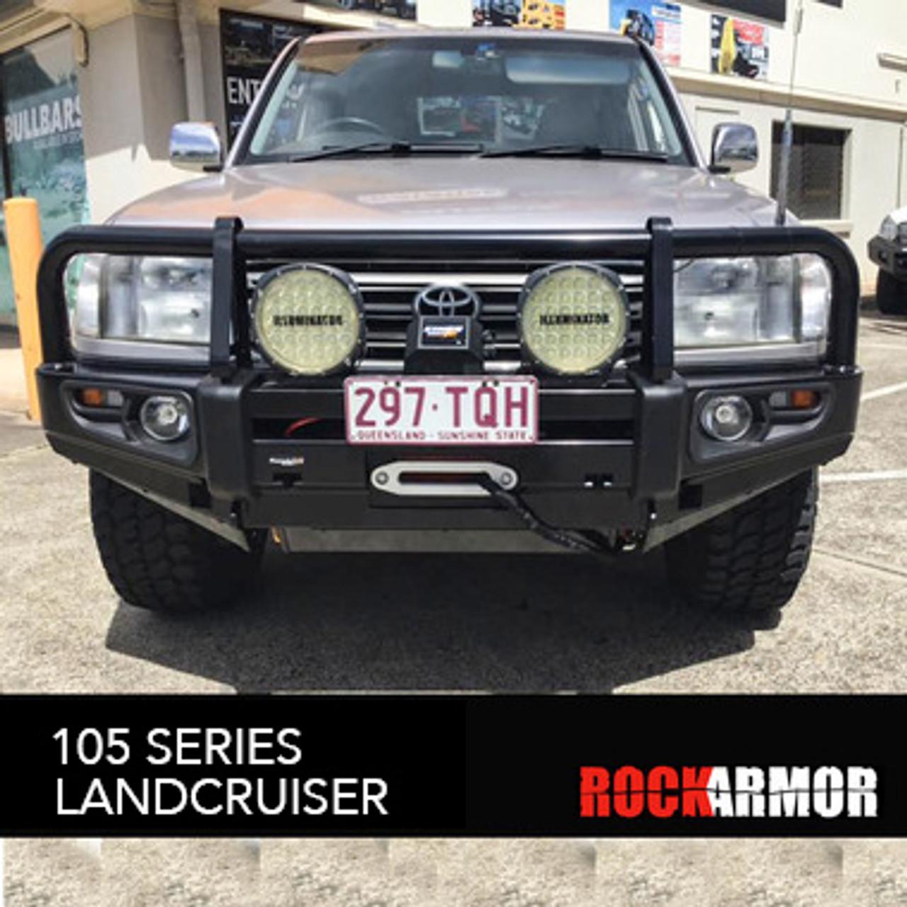Toyota Land Cruiser 105 Series Live Axel Premium Bull Bar