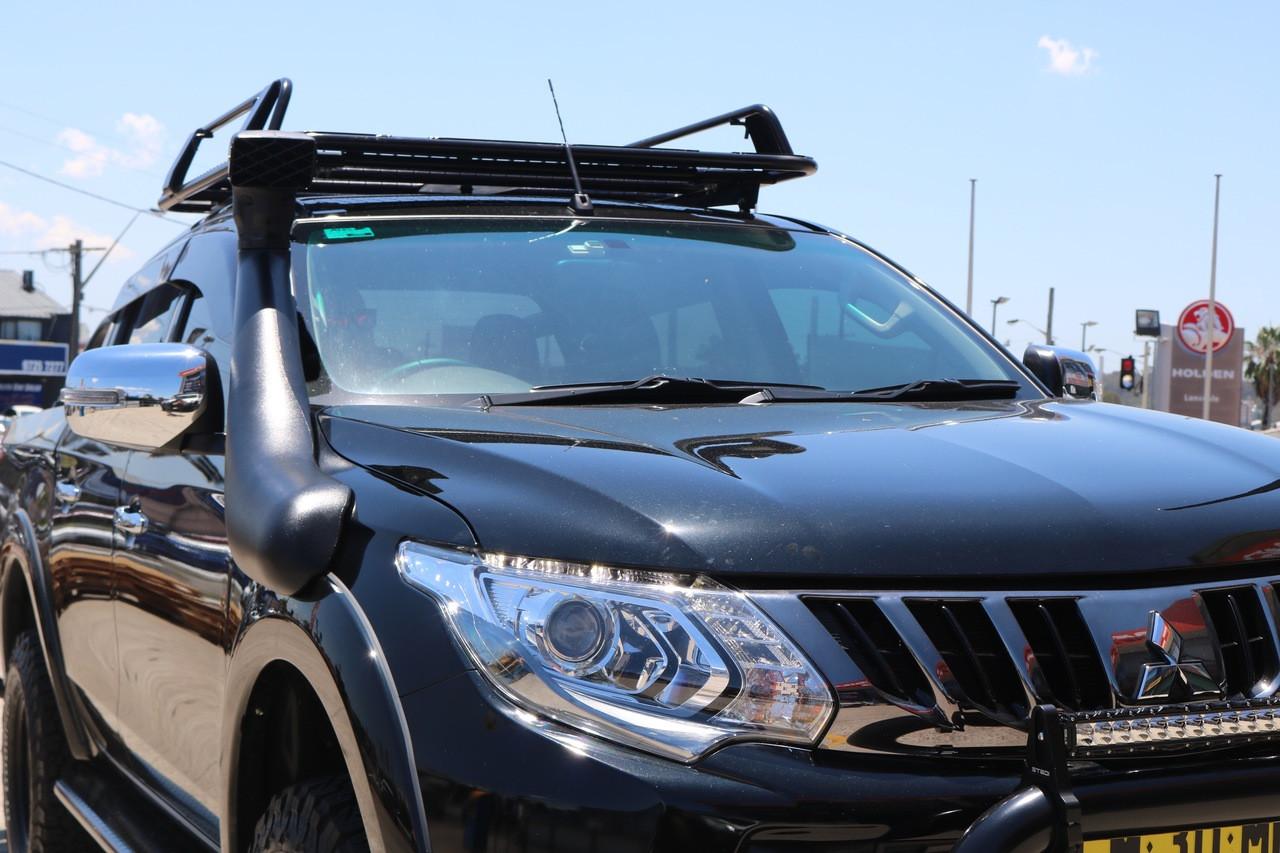(UNIVERSAL) TRADESMAN RACK - Fits Various Vehicles