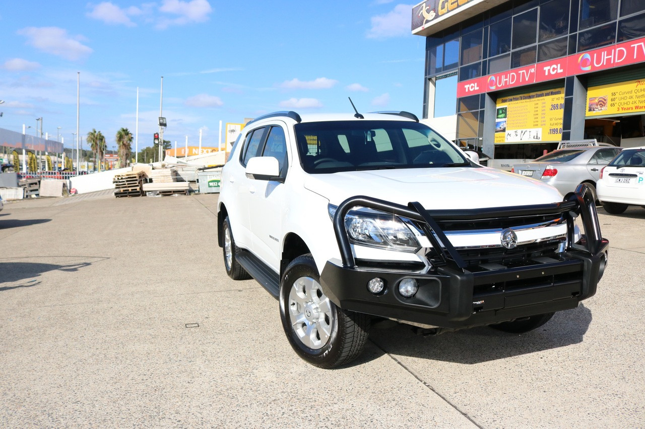 Holden Colorado/Trailblazer Rockarmor Elite Bull Bar