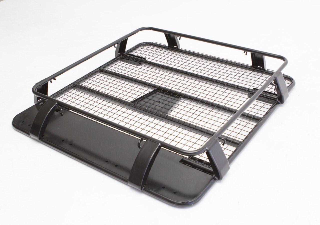 mazda bt50 roof rack cage basket