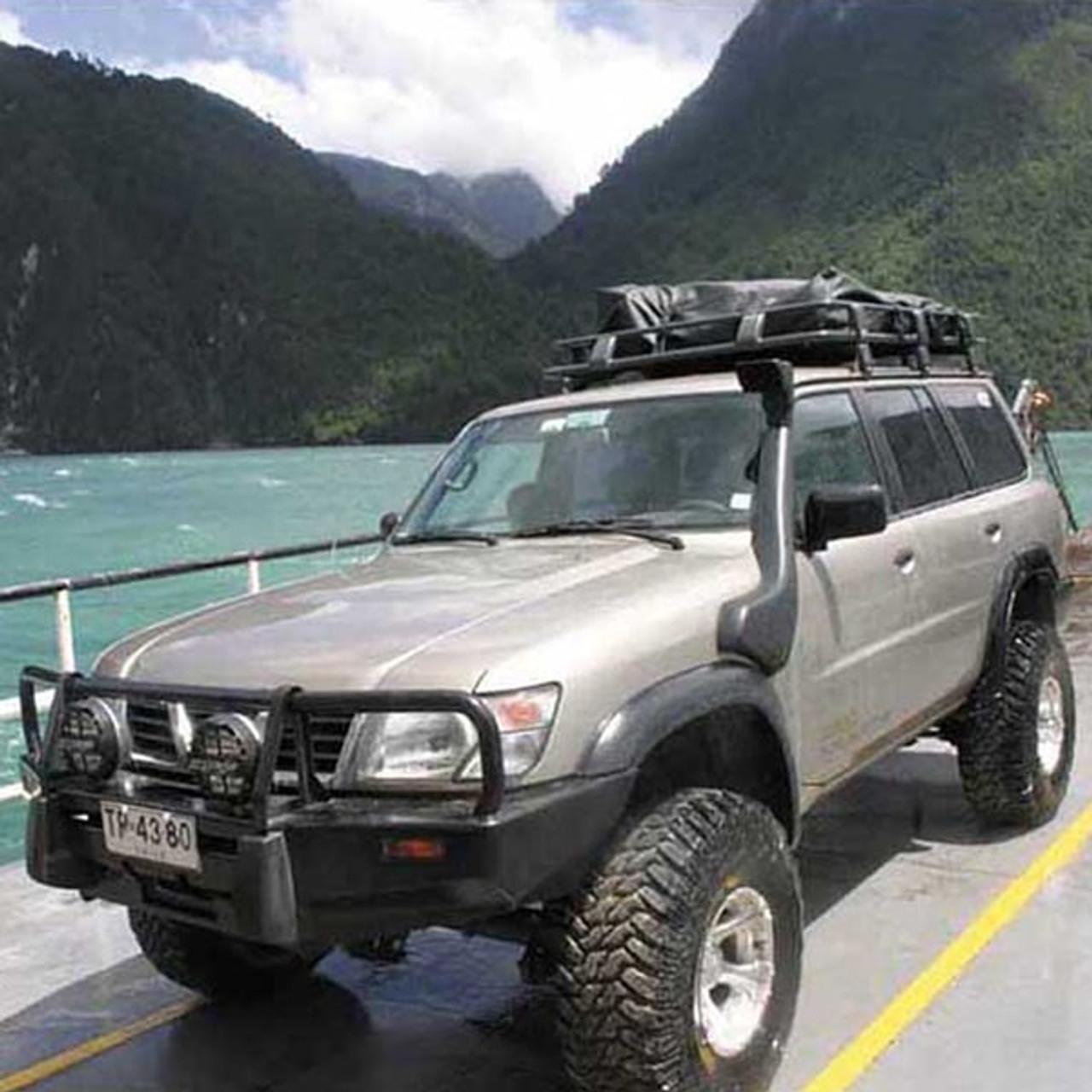 Nissan GU Patrol Snorkel Kit 4.2Litre-I6 // 3.0Litre-I4 SNY61B