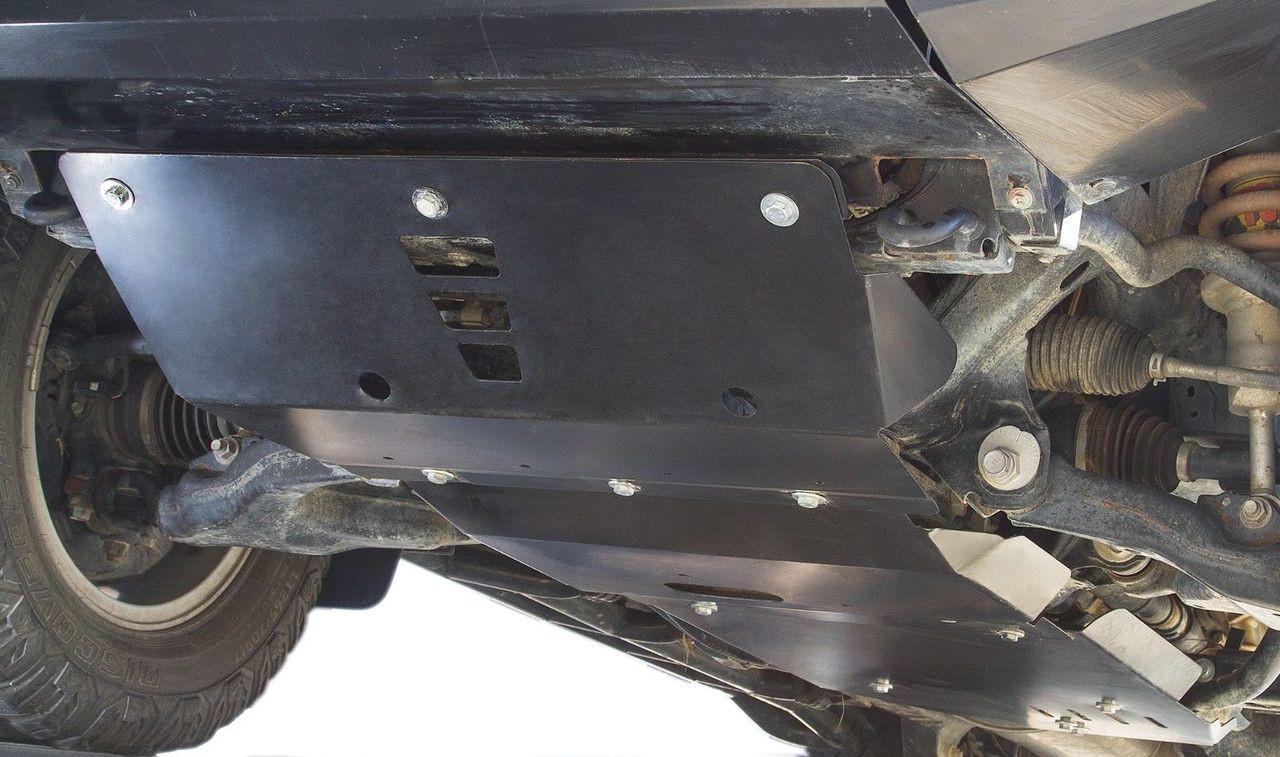 3 piece kit - Toyota Prado 150 Series Front Bash Plate - Under Body Protection