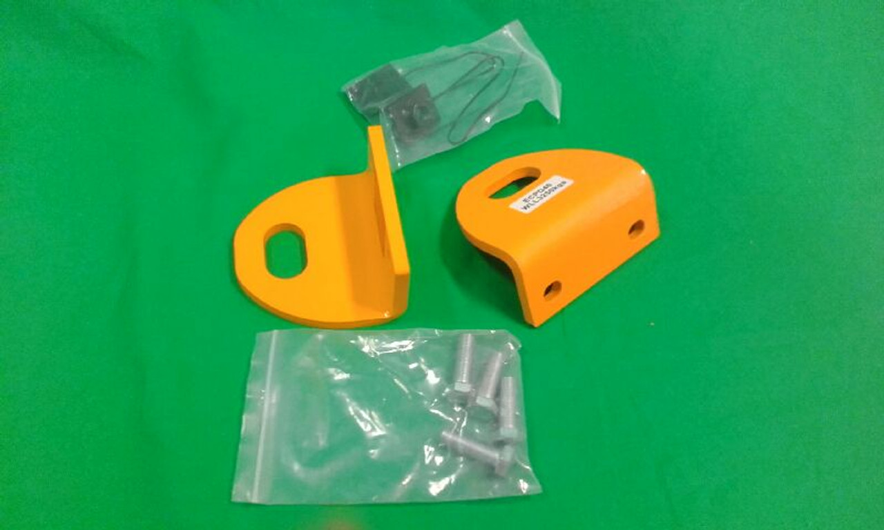 D40/NP300/D23 Navara Rated Recovery tow points