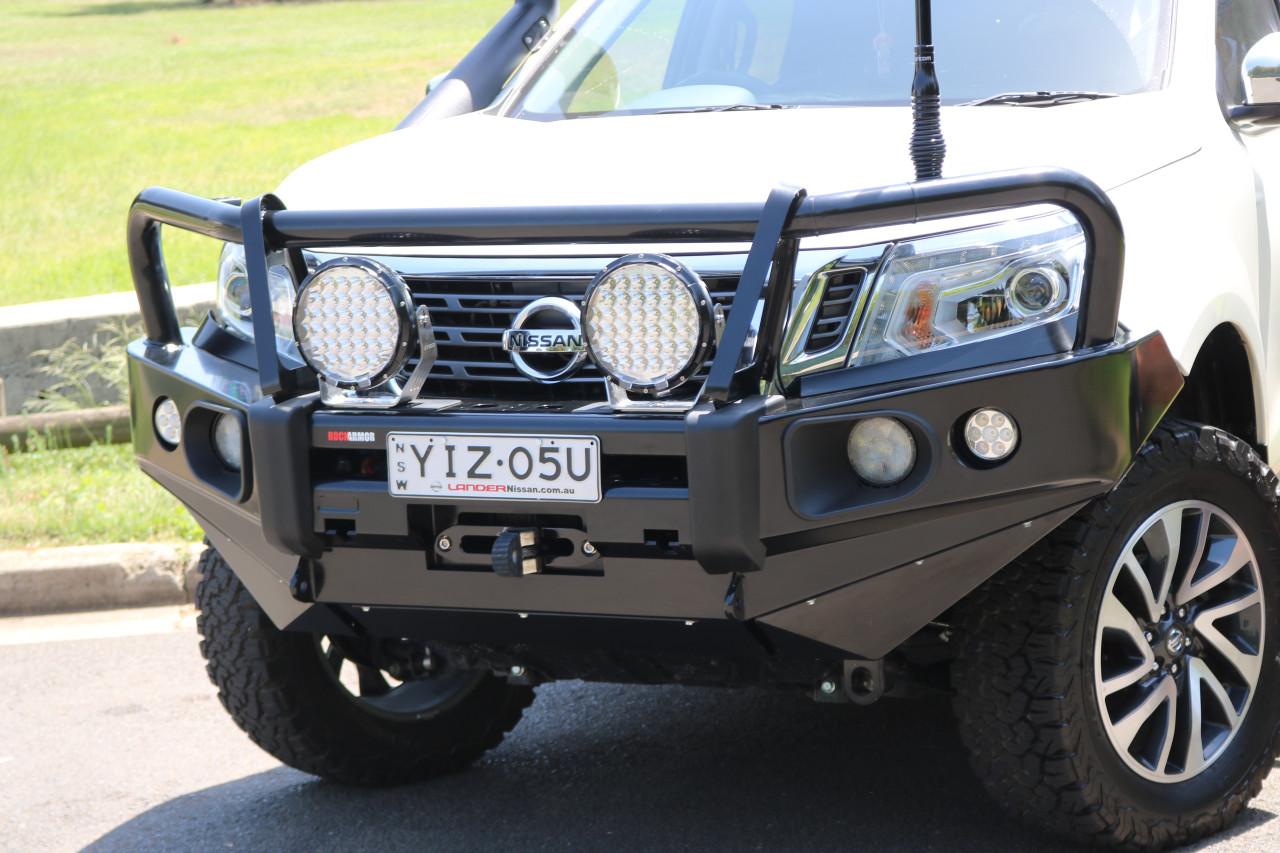 Rockarmor Elite Bullbar Nissan Navara  NP300 D23