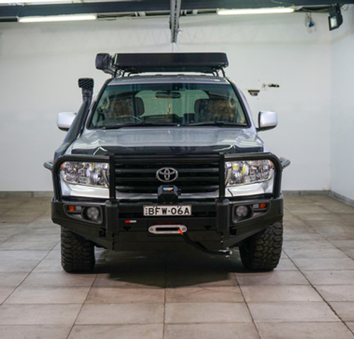 200 Series Landcruiser 07 -14 Premium Bull Bar