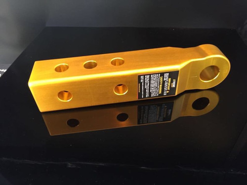 Large Rated Alloy Recovery Hitch