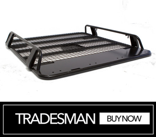 (UNIVERSAL) TRADESMAN RACK - Fits Various Vehicles