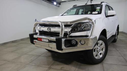 Holden RG Colorado/ Trailblazer Rockarmor alloy Hybrid Bullbar