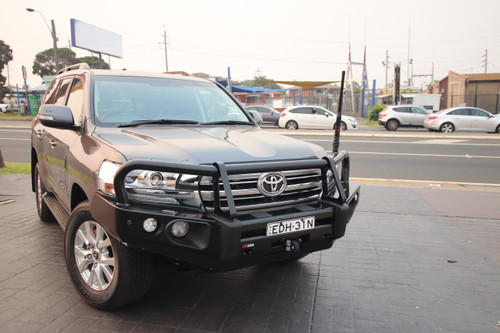Toyota Landcruiser 200 Series 2015+ Rockarmor Steel Elite Bull Bar