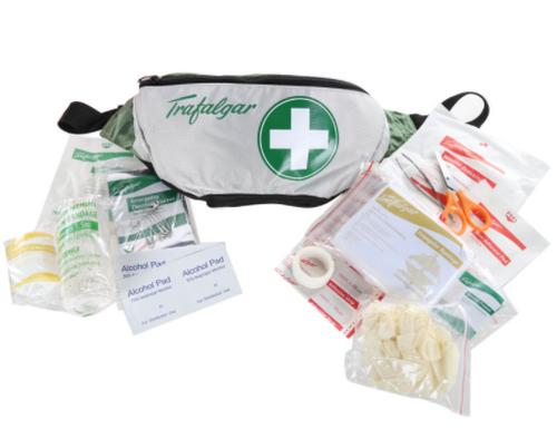 Hikers 34 piece First Aid Kit (Bumbag)