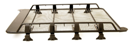 RockArmor Tradesmen Steel Roof Rack - Gutter Mount