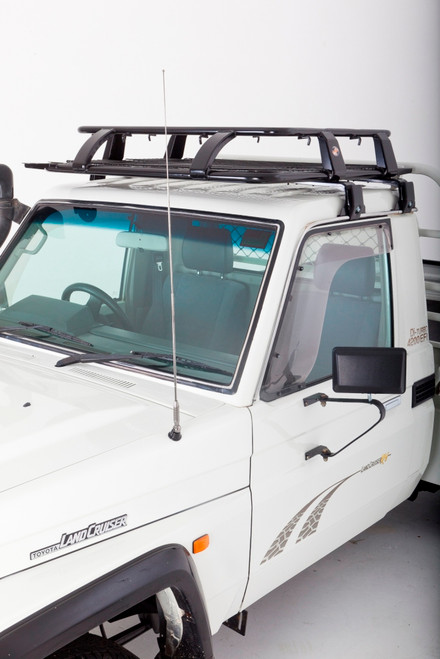 1 Metre UTE Steel Roof Rack