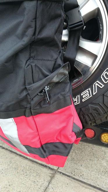 4WD Rear Wheel Carrier Bag