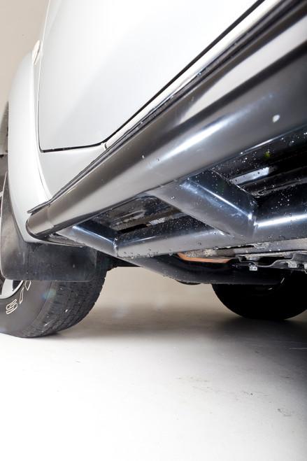 Nissan GU Patrol Y61 Series 4+  Rockarmor Rockslider Side steps
