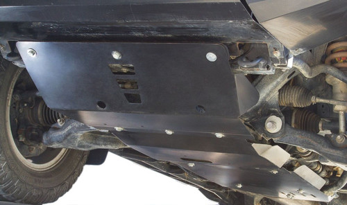 3 piece kit - Mitsubishi Triton ML 2006+ Front Bash Plate - Under Body Protection