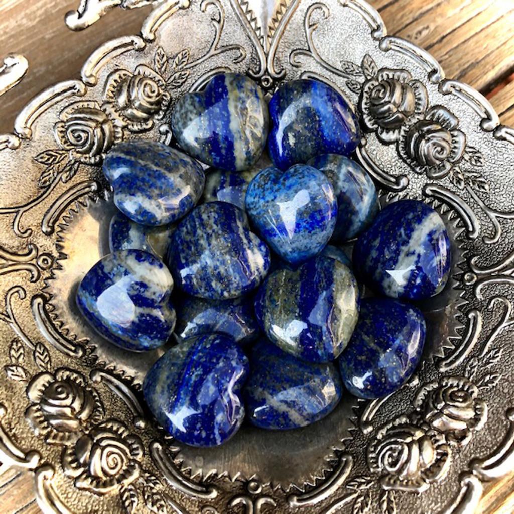 Properties of Lapis Lazuli