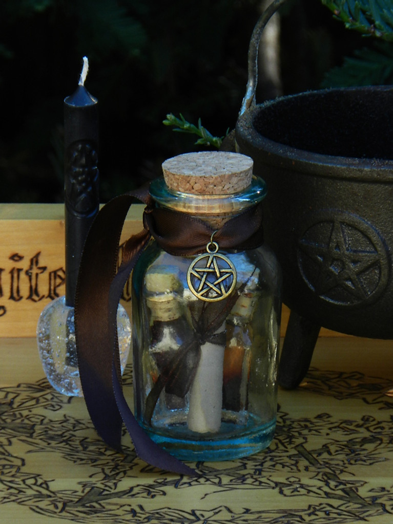 Witches Shield Ultimate Power Spell . Protection from Evil, Psychic Vampires, Self Defense, Hatred from Others