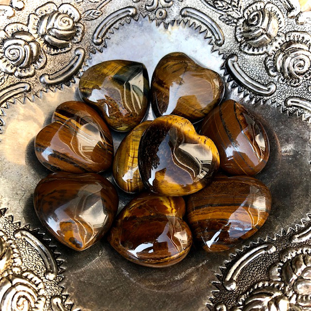 Tiger Eye Properties