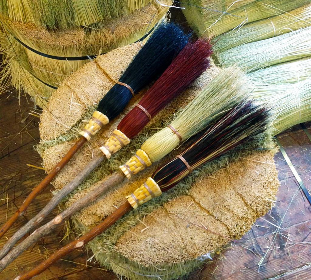 Handfasting Brooms
