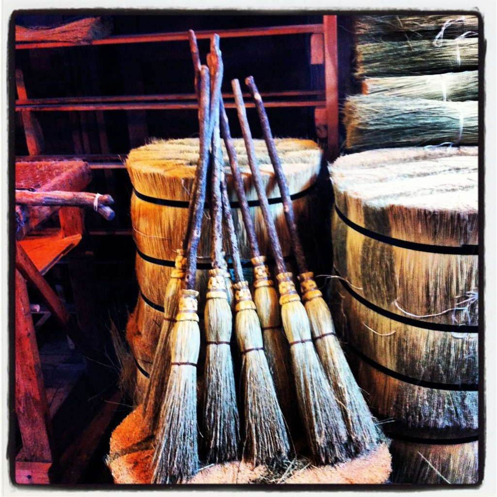 Etsy Witch Brooms