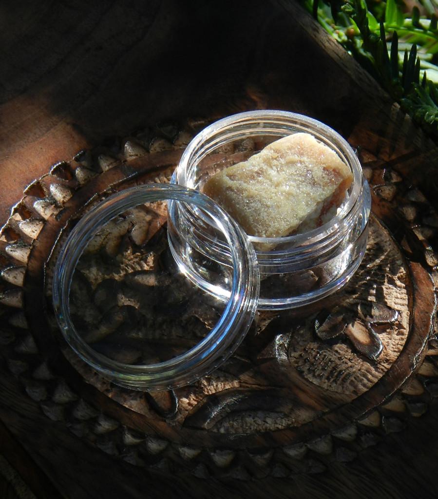 Lemongrass Amber Resin Essence . Premium Pure All~Natural Crystalized Resin Perfume
