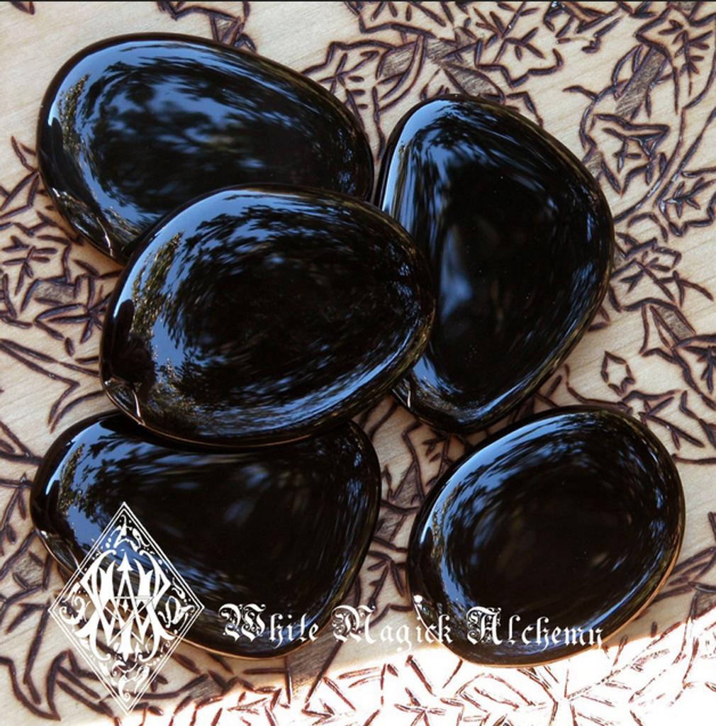 About Black Obsidian