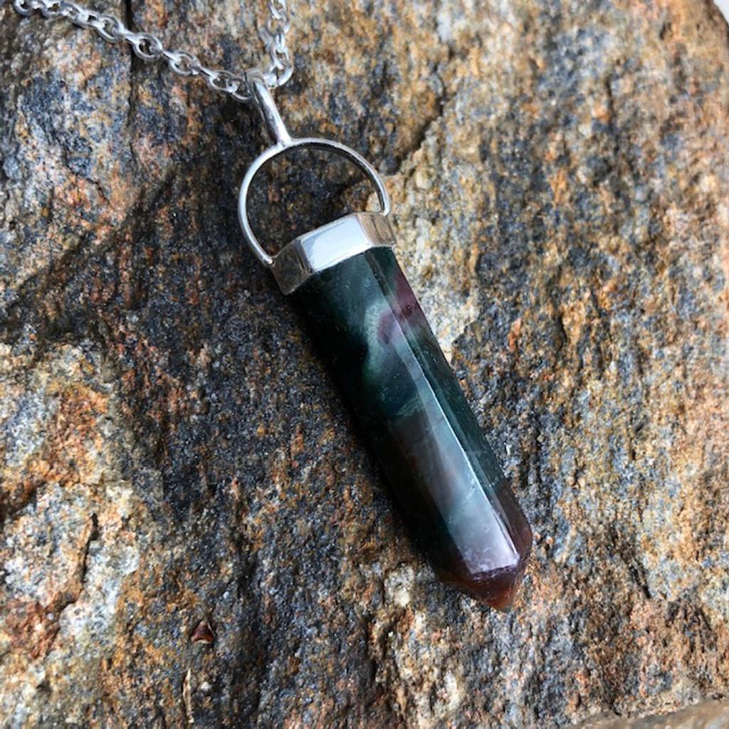 Blood Stone Jewelry