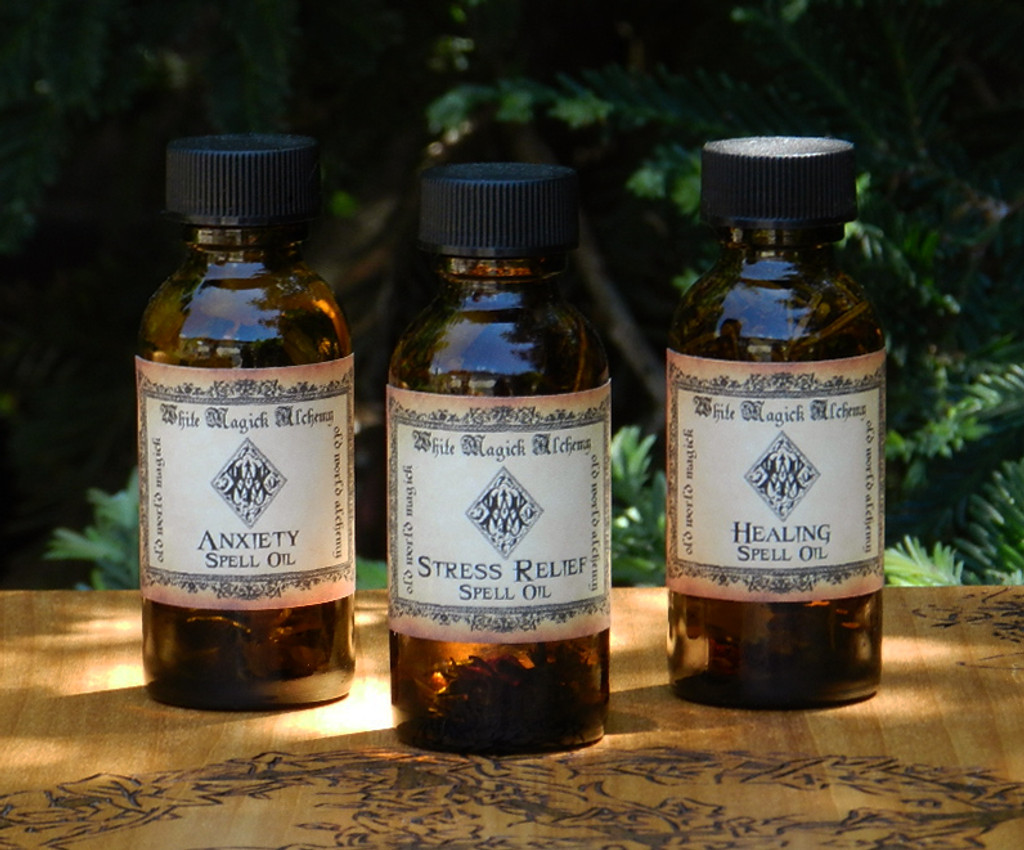 Magical Oils